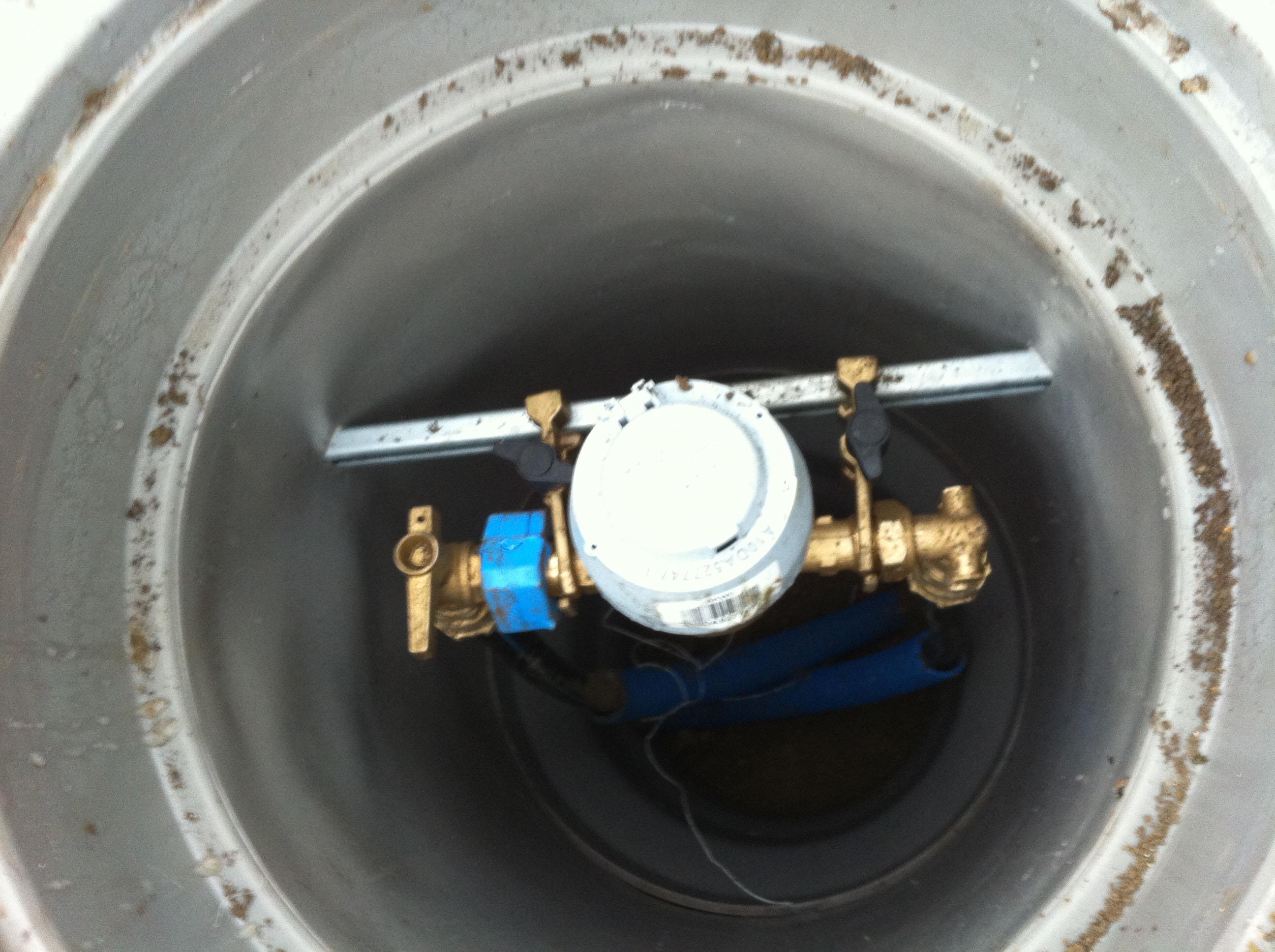 Faire construire avec demeures du nord blog archive - Regard compteur d eau exterieur ...